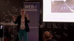 Presenting - Web Managers meetup
